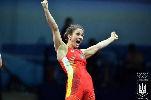 Ткач выиграла золото Европейских игр