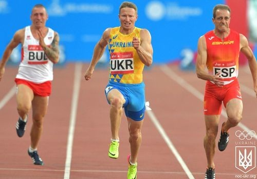 Европейские игры. Украина выиграла соревнования по легкой атлетике