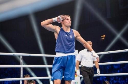 Европейские игры. Украинский боксер Хижняк вышел в финал