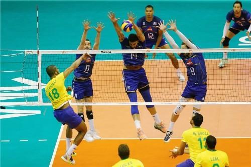 Волейбольная Лига Наций. Мужчины. Результаты пятого тура
