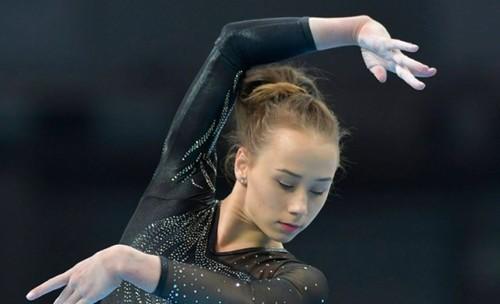 Европейские игры. Украинка взяла бронзу в спортивной гимнастике