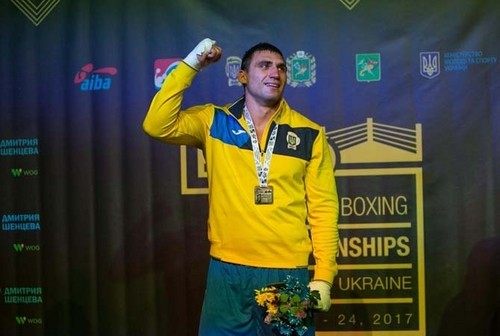Европейские игры. Украинский боксер Выхрист завоевал золотую медаль