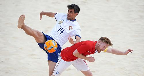 Португалия разгромила Испанию в финале ЕИ-2019 по пляжному футболу