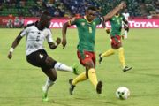Кубок африканских наций. Камерун и Гана голов не забили