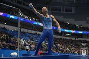 Європейські ігри. Гімнаст Петро Пахнюк завоював бронзу