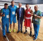 Європейські ігри. Український боксер Хижняк завоював золоту медаль