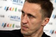 Сергей НАГОРНЯК: «Сборная Украины — главный фаворит своей группы»
