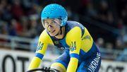 Старикова принесла Украине серебро Европейских игр на велотреке