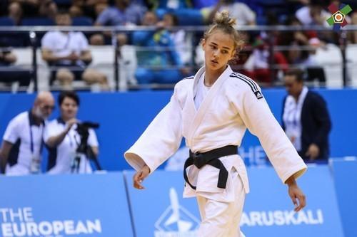 Дарья БИЛОДИД: После Европейских игр – курс на чемпионат мира в Токио