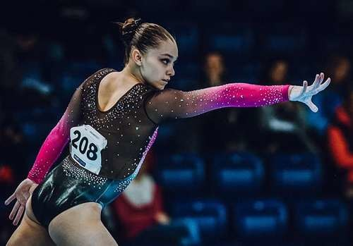 Европейские игры. 15-летняя украинка Бачинская завоевала золото