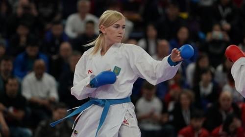 Европейские игры. Украина добыла золото в соревнованиях по карате