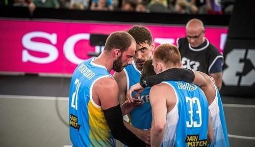 Кваліфікація ЧЄ-3х3 серед чоловіків. Україна програла Хорватії