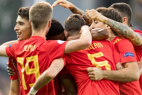 Іспанія обіграла Німеччину в фіналі молодіжного Євро-2019