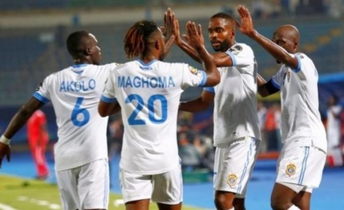 Зимбабве – ДР Конго – 0:4. Видео голов и обзор матча