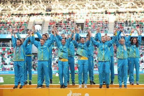 Герої України на Європейських іграх-2019: всі медалісти