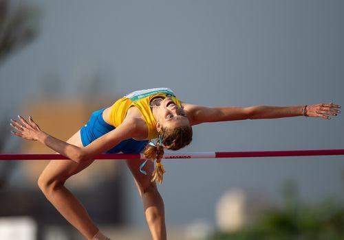 Магучіх стала наймолодшою атлеткою, якій підкорилась висота 2 метри