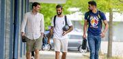 Касильяс после сердечного приступа вернулся к тренировкам Порту