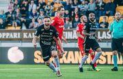 Олейник принес своему клубу победу на последних минутах