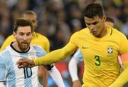 Бразилия - Аргентина - 2:0. Текстовая трансляция матча