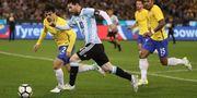 5 последних встреч Бразилии и Аргентины на Копа Америка