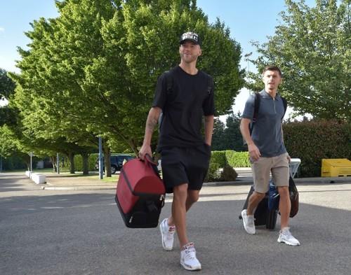 Ярмоленко вышел из отпуска и приступил к тренировкам с Вест Хэмом