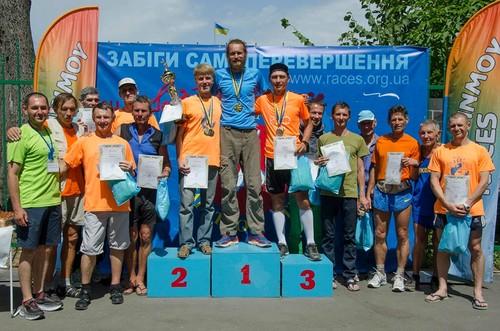 48 часов бега. В Виннице прошел необычный чемпионат Украины