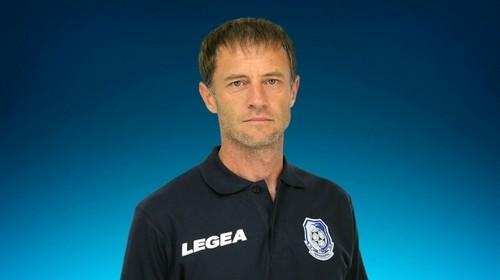 Старовик стал ассистентом главного тренера Черноморца