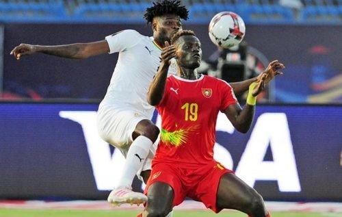 Кубок африканських націй. Гана і Камерун пробилися в плей-оф