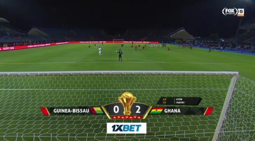Гвинея-Бисау – Гана – 0:2. Видео голов и обзор матча