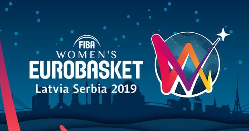 Россиянки— вчетвертьфинале чемпионата Европы. Баскетбол