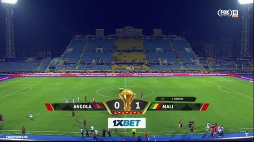 Ангола – Мали – 0:1. Видео гола и обзор матча