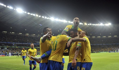 ВИДЕО. Бразилия – Аргентина. Как Габриэл Жезус открыл счет в матче