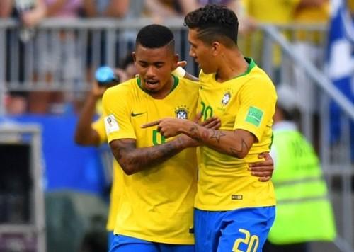 ВИДЕО. Бразилия – Аргентина. Как Фирмино удвоил перевес бразильцев