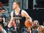 Михайлюк и Санон сыграют в Летней лиге НБА