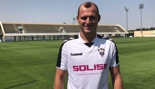 Спортивный директор Альбасете: «Зозуля будет добиваться успеха»