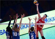Волейболистки Турции, США и Бразилии вышли в полуфинал Лиги Наций
