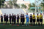 Заря сыграла вничью с Хайдуком в контрольном матче