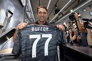 Буффон відмовився від капітанської пов'язки в Ювентусі