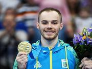 Олег Верняев признан лучшим спортсменом Украины в июне