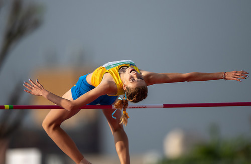 Четыре украинки выступят в Лозанне на этапе Бриллиантовой лиги