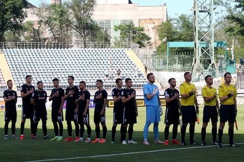 Заря – Хайдук – 1:1. Видео голов и обзор матча