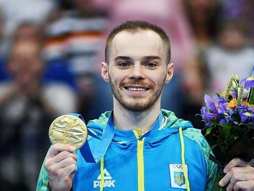 Олег Верняєв визнаний найкращим спортсменом України в червні
