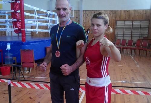 Украинка Медведенко проведет титульный бой за три пояса