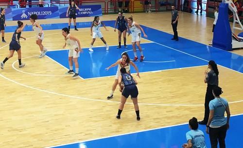 Украина проиграла Венгрии на женском турнире Универсиады
