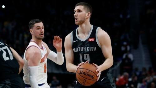 Летняя лига НБА. Михайлюк набрал 17 очков и помог Детройту победить