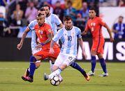 Матч за бронзу Кубка Америки. Аргентина – Чили. Стартовые составы