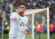 ВИДЕО. Аргентина – Чили. Как Дибала удвоил перевес аргентинцев