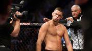 ВИДЕО. Нэйт Диас едва не подрался с Хабибом на UFC 239