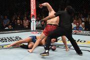 UFC-239. Ян Блахович – Люк Рокхолд. Видео страшного нокаута