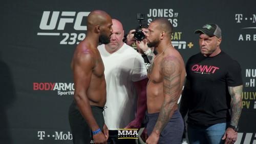 UFC 239. Джон Джонс – Тиаго Сантос. Прогноз и анонс на бой